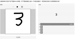 19行Python实现手写数字识别Web应用程序