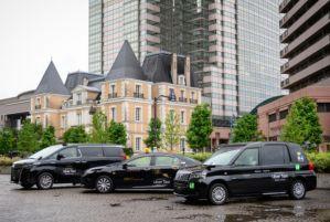 Uber在东京推出了在线出租车服务