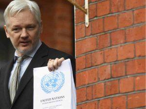 美国司法部指控阿桑奇与黑客组织合谋