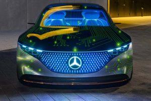 梅赛德斯·奔驰和英伟达联手开发下一代汽车超级计算机