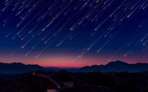 猎户座流星雨本周达到峰值