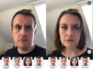 FaceApp一款可以让你改头换面的应用
