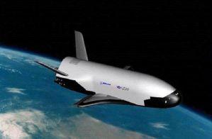 中国发射类似美国X-37的实验性太空飞机