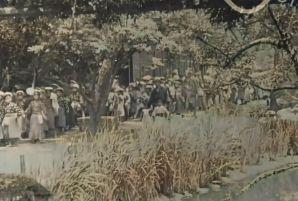 人工智能修复了日本1913年-1915年东京大街上的黑白视频