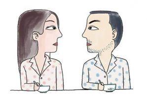 为什么会有夫妻相?