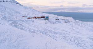 Github把你的代码保存在了北极几百米深的煤矿里