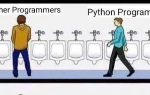 Python程序员的毛病