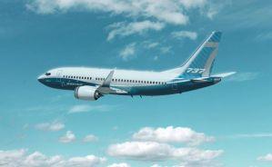 波音升级后的 737 MAX 客机完成首飞