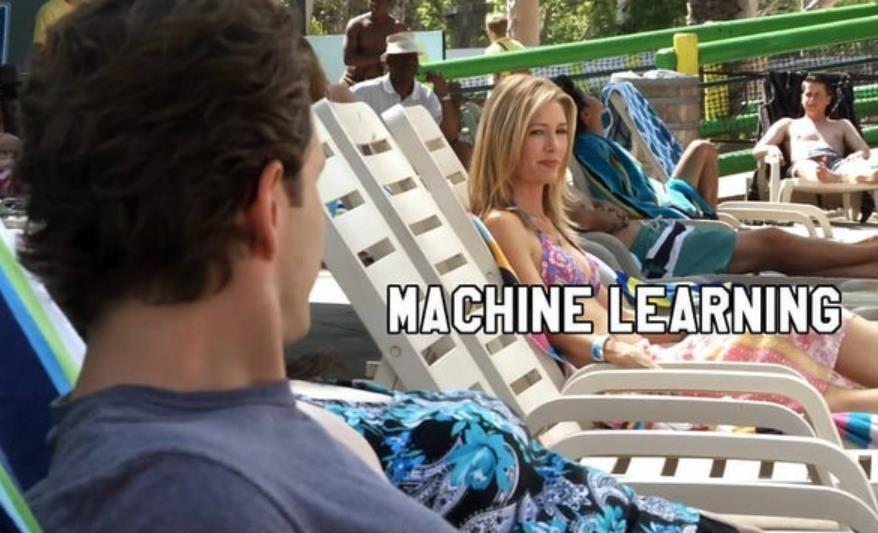 当我想搞机器学习的时候