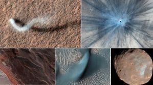 NASA发布了一批火星的照片 现在可以免费下载了
