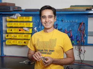 来自印度的1美元DIY助听器