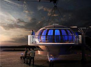 "Space Perspective利用气球将乘客运送到""太空边缘"""