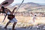 圣经里的歌利亚可能并非巨人